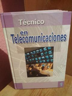 Técnico En Telecomunicaciones 1,2,y 3 , Santiago García