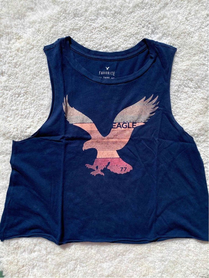Remera American Eagle Importada Talle Xs