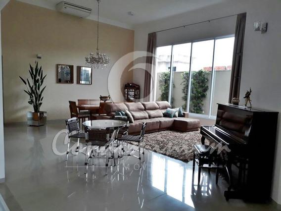 Casa Em Condomínio À Venda, 4 Quartos, 2 Vagas, Golden Park - Mirassol/sp - 20