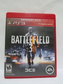 Juego Usado Battlefield 3 / Ps3 / Original