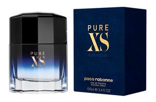 Perfume Importado Xs Pure Men Edt X50ml Openfarma