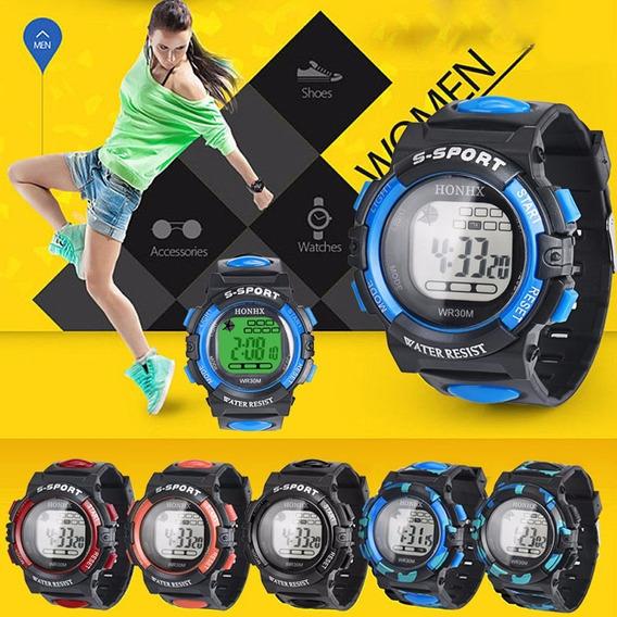 Relógio Honhx Esportivo Unissex Original
