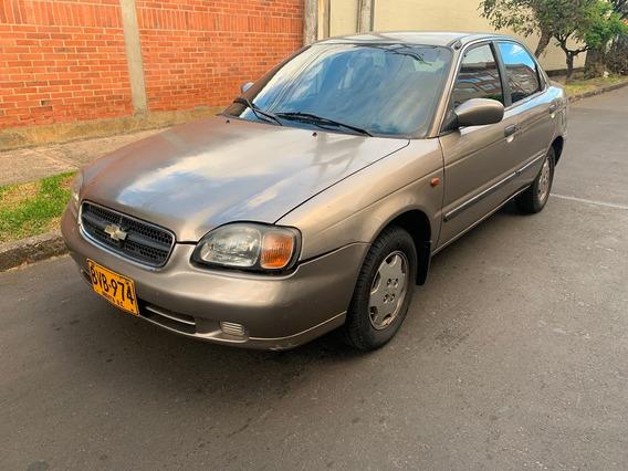 Chevrolet Esteem Aa 2001