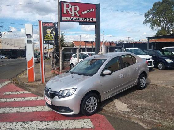 Renault Logan 1.0 Expression 4p Baixo Km