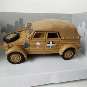 Miniatura Volkswagen Vw Kubel 1941 Escala 1:43 Africa C