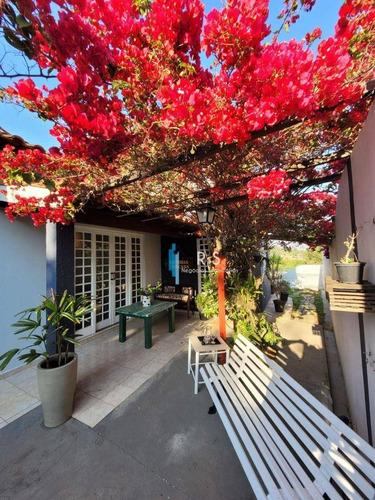 Imagem 1 de 15 de Chácara Com 3 Dormitórios À Venda, 1800 M² Por R$ 850.000,00 - Monterrey - Louveira/sp - Ch0022