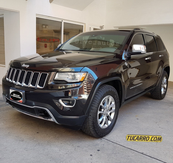 Jeep Grand Cherokee 4g + Limited 4x4 4g Plus