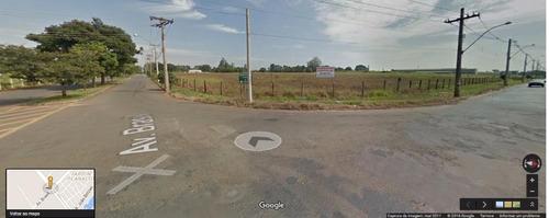 Terreno Para Alugar, 11000 M² Por R$ 10.000,00/mês - Parque Industrial Fritz Bersin - Nova Odessa/sp - Te0052