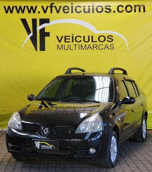 Renault Clio Sedan Privilege 1.0 16v(hi-flex) 4p
