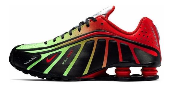 Tenis Nike Shox Neymar Jr Jamaica Nº38 Ao 43 Original