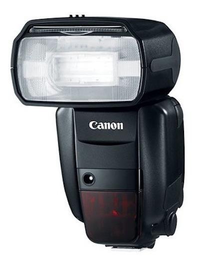 Flash Canon Speedlite 600ex Rt
