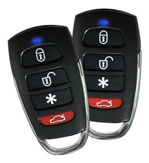Alarma De Seguridad Auto Mas Sensor De Reversa Extreme