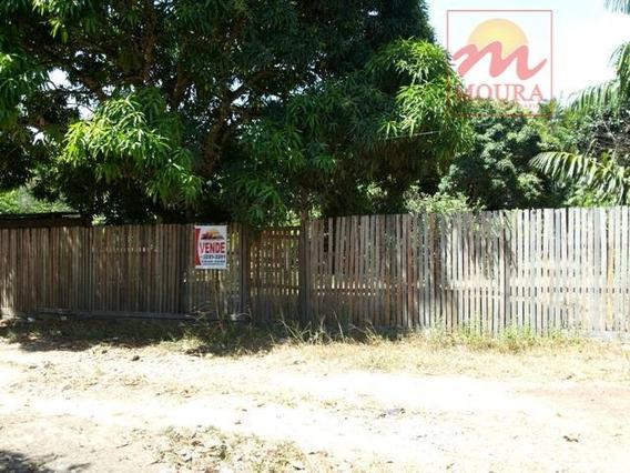 Terreno Residencial À Venda, Jardim Marco Zero, Macapá. - Te0044