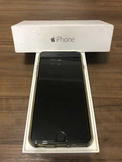 iPhone 6 Plus 16gb *novissimo* Cinza Espacial