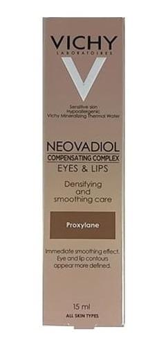 Imagem 1 de 1 de Vichy Neovadiol Complex Eyes & Lips Olhos E Lábios 15ml