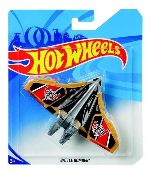 Avião Hot Wheels Skybusters Original Mattel