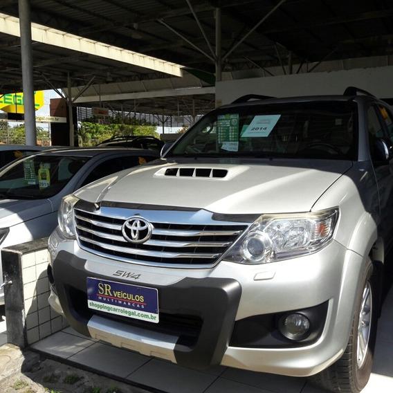 Toyota Sw4 3.0 Srv 7l 4x4 Aut. 5p 2014