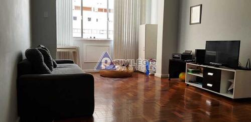 Apartamento À Venda, 3 Quartos, 1 Vaga, Ipanema - Rio De Janeiro/rj - 6837