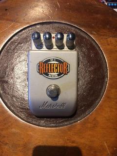 Pedal Efecto Guitarra Bajo Marshall Rf1 Reflector Reverb