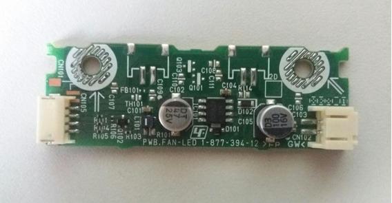 Placa Sony 1-877-394-12 Hbd-n9100w Usado No Estado