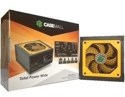 Fonte Atx Casemall All-500tpw Total Power Wide