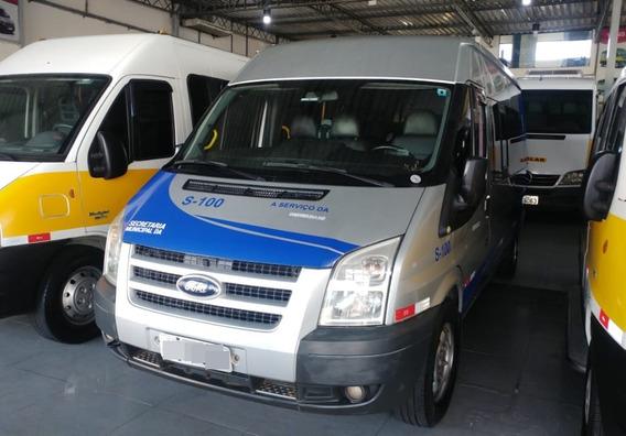 Ford Transit 2011 Com 16 Lugares Escolar Com Ar Condicionado
