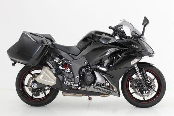 Kawasaki Ninja 1000 Tourer Abs 2018 Preta - Baixo Km