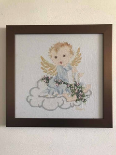 Angel Niños Decoración Interiores Pared