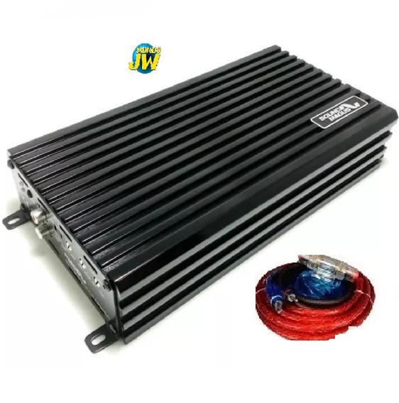 Potencia Sound Magus Dk1200 Para Woofer 12 Y 15 1200rms