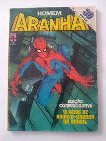 Homem-aranha Nº 9 - 1984 - Ed. Abril - Rara - Frete Grátis !