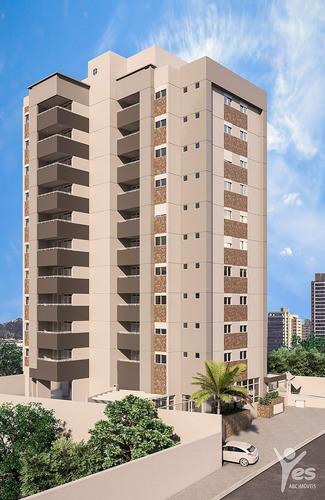 Imagem 1 de 13 de Ref.: 2084 - Apartamento 2 Quartos, Terraço Gourmet, 1 Vaga, Parque Jaçatuba, Santo André - 2084