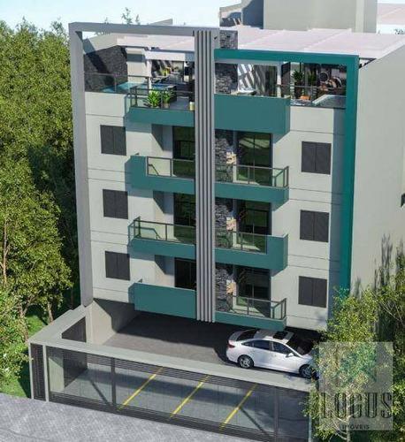 Imagem 1 de 13 de Apartamento Garden Na Planta Com 2 Dormitórios À Venda, 70 M² Por R$ 460.000 - Santa Terezinha - São Bernardo Do Campo/sp - Gd0003