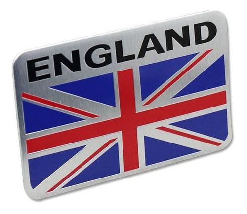 Bandeira Inglaterra Emblema Land Rover Evoque Range Rover !!