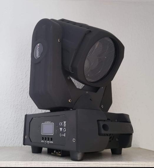 Moving 4x25w Kit Com 6 Pcs