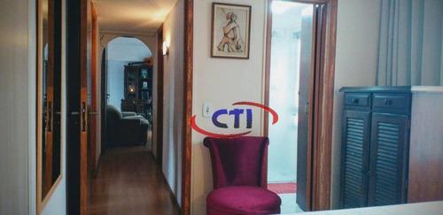 Apartamento Com 3 Dormitórios À Venda, 96 M² Por R$ 430.000 - Centro - São Bernardo Do Campo/sp - Ap3017