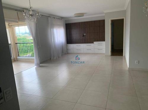 Apartamento Para Locação, Condomínio Galleria Boulevard, Jardim Madalena, Campinas. - Ap1565