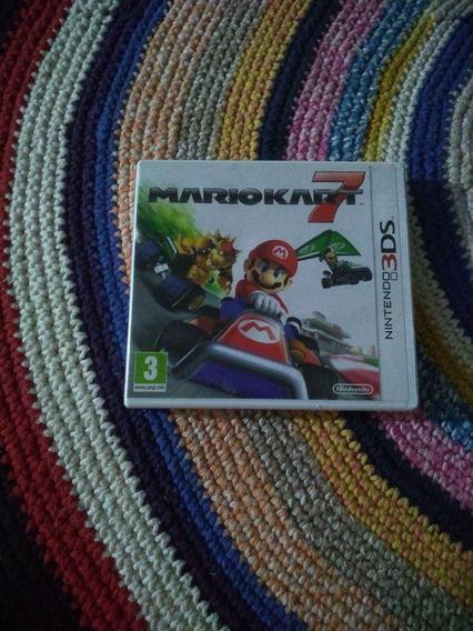 Mario Kart 7 Europeu 3ds