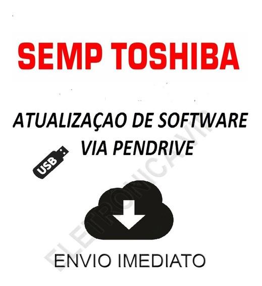 Atualização De Software Para Tv Sti Semp Toshiba Dl2944(a)w