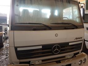 Mercedes Benz Atron 1720 0 Km Caja Volcadora Nueva