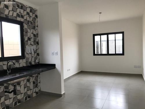 Casa Para Venda Em Mogi Das Cruzes, Vila São Paulo, 2 Dormitórios, 1 Suíte, 2 Banheiros, 1 Vaga - 3035_2-1164395