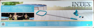 Krystal Clear Pool Basics Kit Limpieza Alberca Intex 28002