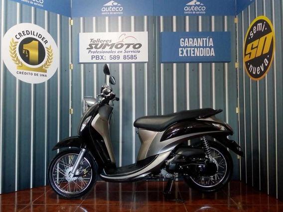 Yamaha Fino 115 Modelo 2017