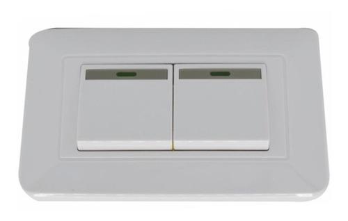 Interruptor Switche Doble Pared Conmutable Homologació Retie
