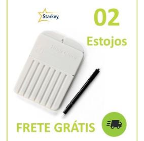 Protetor De Cera Hear Clear Starkey 02 Estojos
