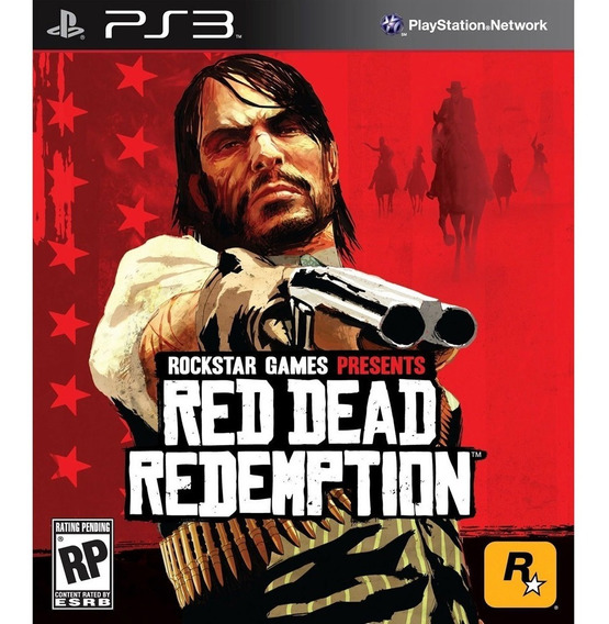 Red Dead Redemption Psn Ps3 Envio Na Hora
