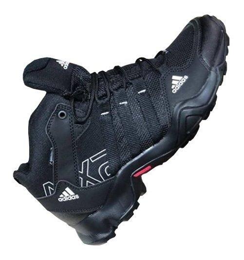 Botas Zapatillas adidas Ax2 Color Negra Hombre Tenis Origi