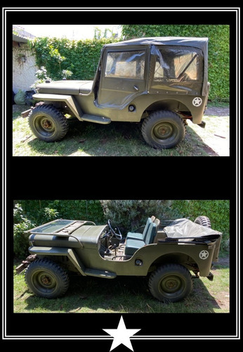 Jeep Willys (1943 - Original)