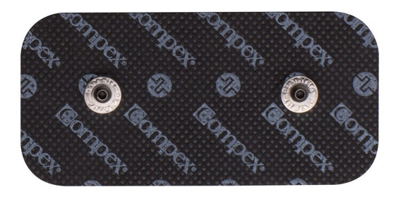 Kit 10 Eletrodos Adesivo Compex 5 X 10 Cm - Pronta Entrega