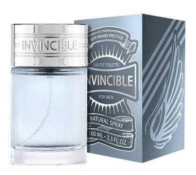 Perfume New Brand Invincible For Men 100ml Edt