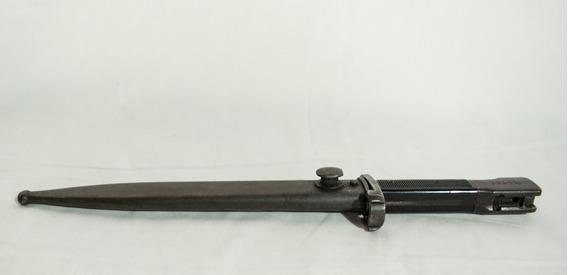 Cuchillo Bayoneta De Fal Tiene Limado Apéndice Ver Foto